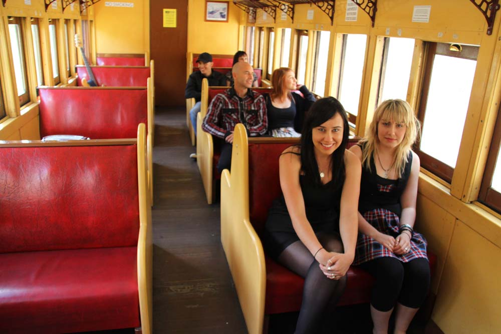 In the Carriage